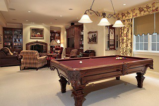 Pool table assembly with perfect leveling in Mcminnville content img3